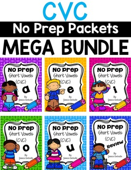 NO PREP CVC Bundle