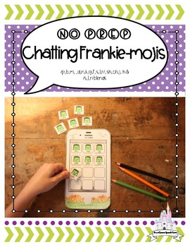 No PREP Chatting Frankie-mojis