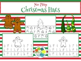 Christmas Hats - NO PREP