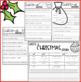 NO PREP Christmas Math and Literacy