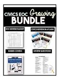 NO PREP Civics EOC Review Growing Bundle Free Updates for Life