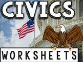 Civics & Government Worksheets & Printables
