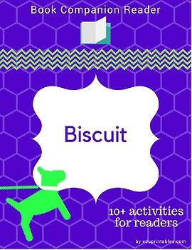 Book Companion Reader for the book Biscuit