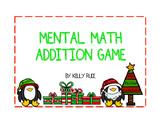 NO PREP December Math Center