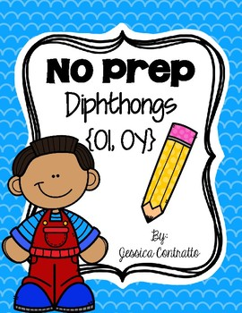 NO PREP Diphthongs OI, OY