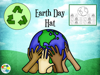 NO PREP Earth Day / Recycling Hat
