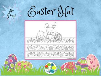 NO PREP Easter Hat