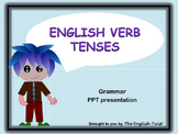 NO PREP English Verb Tenses - PPT