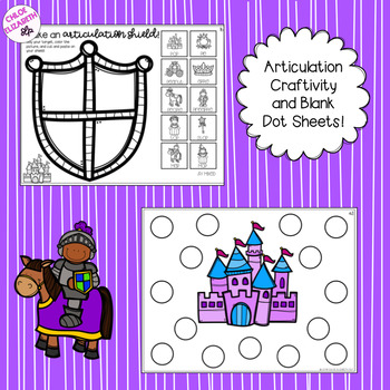 NO PREP Fairy Tale-Themed Activities for Speech and Language Therapy!