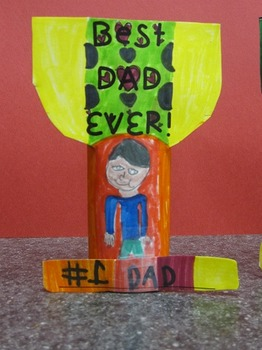 NO PREP Father's Day Activities (includes options for other family members too!)