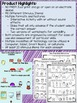 NO PREP Following Directions Interactive Tablet Activity + Worksheets