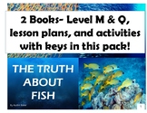 NO PREP GUIDED READING PACK - FISH BOOK LVL M & Q INCLUDED