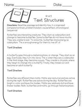 4th Grade ELA Language Arts Printables and Assessments (Common Core Aligned)