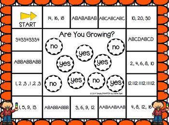 NO PREP Growing Pattern Games Bundle