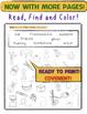 NO-PREP HALLOWEEN PRE-K WORKSHEETS PACK by: Learner's Hub!