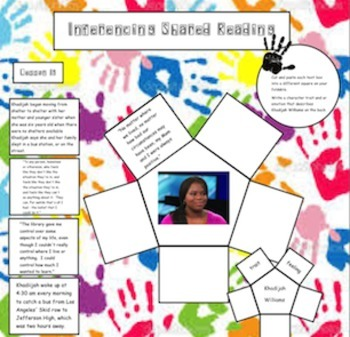 NO PREP! Inferencing Author's Message Unit, Diversity, Smartboard & PDF