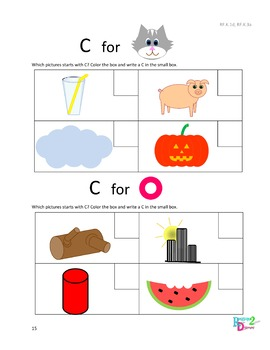 NO PREP Interactive Alphabet Notebook