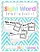 NO PREP Interactive Sight Word Practice Book - MUST