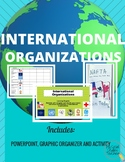 NO PREP International Organizations Lesson and Activities