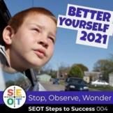 Goal Setting video / handout ADVISORY LIFE SKILLS ▶️SEOT 4