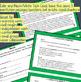 LEAP, PARCC, Standardized Test Practice & ELA Task Cards S
