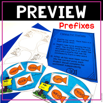 NO PREP! LITERACY Centers for August {3rdGrade} - Back to School