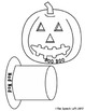 NO PREP LOW PREP| Scarecrow Puppet & Felt Board Pieces| Book Companion