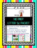 NO PREP Letter 'Ss' Packet