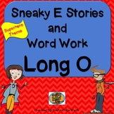 Long O with Sneaky E Comprehension Stories and Word Work