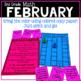 NO PREP! MATH Centers for February {3rd Grade}