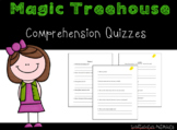 NO PREP Magic Tree House Carnival at Candlelight Chapter Quizzes
