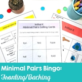 No-Prep Minimal Pairs Bingo for Fronting/Backing