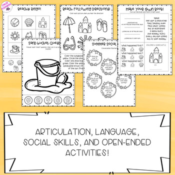 NO PREP Monthly Speech and Language Therapy - June/July!