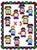 NO PREP Multiplication Bump Game Superhero Themed