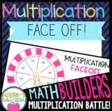 NO PREP Multiplication Faceoff Math Game