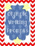 NO PREP - Olympic Writing Prompts - Opinion, Informative, Narrative