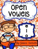NO PREP Open Vowels