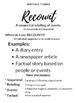 NO PREP PACK - Grades 4-8 - Recount Writing - Ink Saver -  (Ontario)
