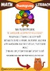 NO PREP Pack - Holiday THANKSGIVING - Grades 1 2 3 - Math & Literacy Worksheets