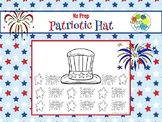 Patriotic Hat - NO PREP