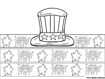 Patriotic Hat - NO PREP