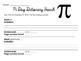 Pi Day Worksheets & Printables