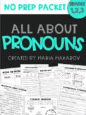 NO PREP Pronouns Packet