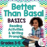 NO PREP Reading & Writing Units for 40 Mentor Texts (Basics Better Than Basal)