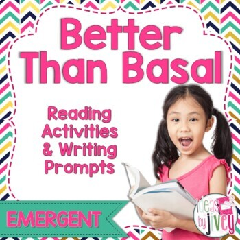 NO PREP Reading & Writing Units for 40 Mentor Texts (EMERG