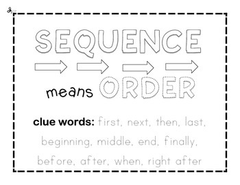 Anchor Color & Trace: Sequence