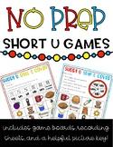 NO PREP Short U Games