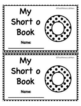 NO PREP Short O Bundle (all short o families)