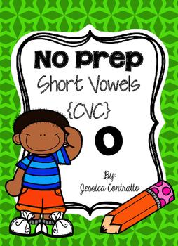 NO PREP Short O {CVC}