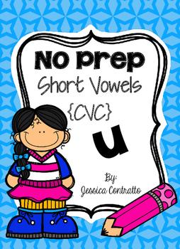 NO PREP Short U {CVC}